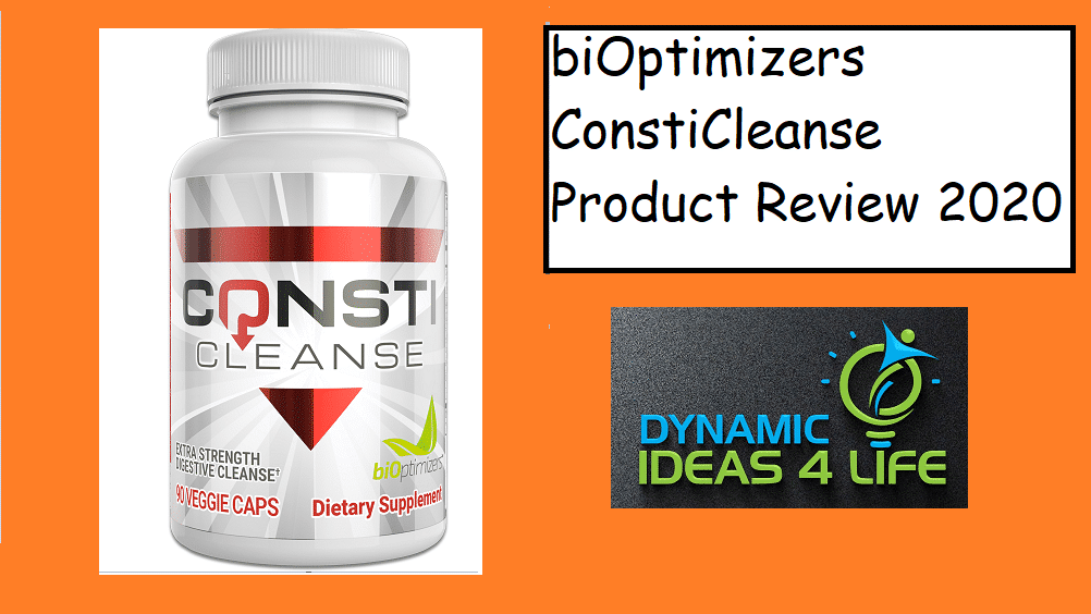 ConstiCleanse Product Review 2020