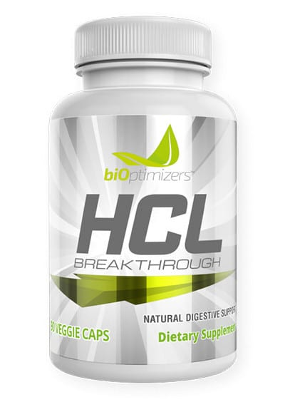 HCL Breakthrough Bottle