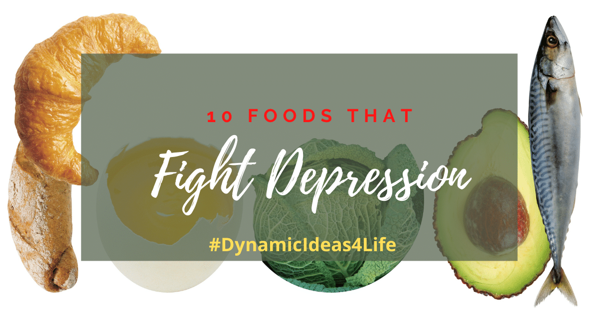 10 foods that fight depression