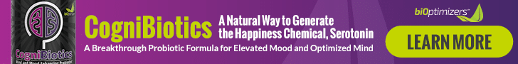 cognibiotics a natural way to generate the happiness chemical serotonin