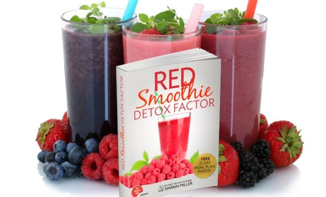 Side Effects of Red Smoothie Detox