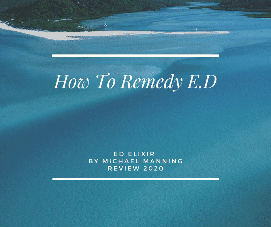 How to Remedy E.D