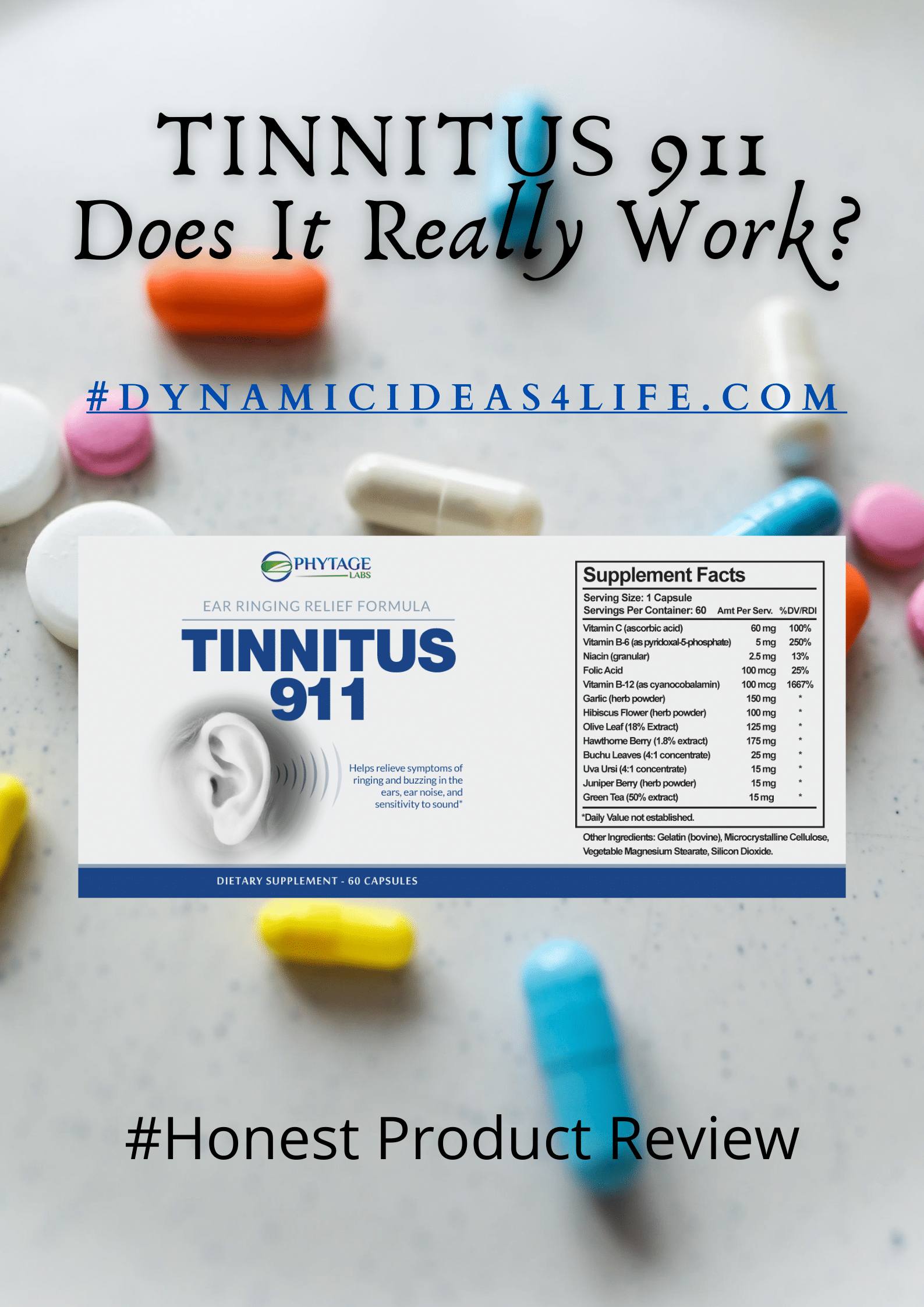 Tinnitus 911 Supplement Does it Work?