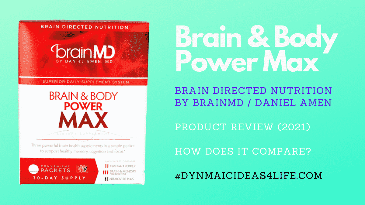 Body and Brain Energy Review 2021