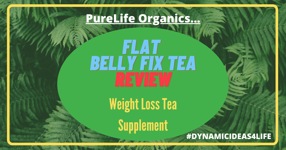 flat belly fix tea review