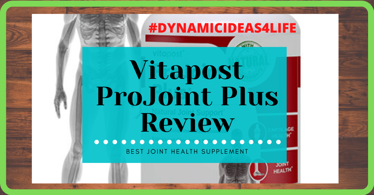 Vitapost Projoint Plus review