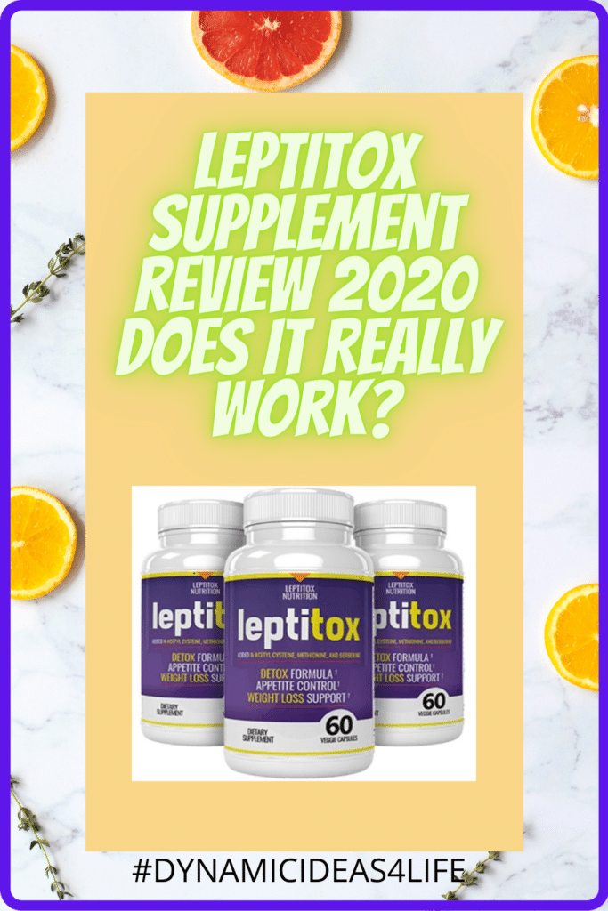 Leptitox supplement review