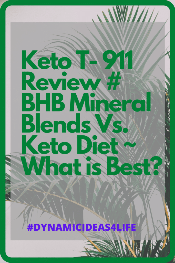 Phygate Labs Keto Trim 911 review