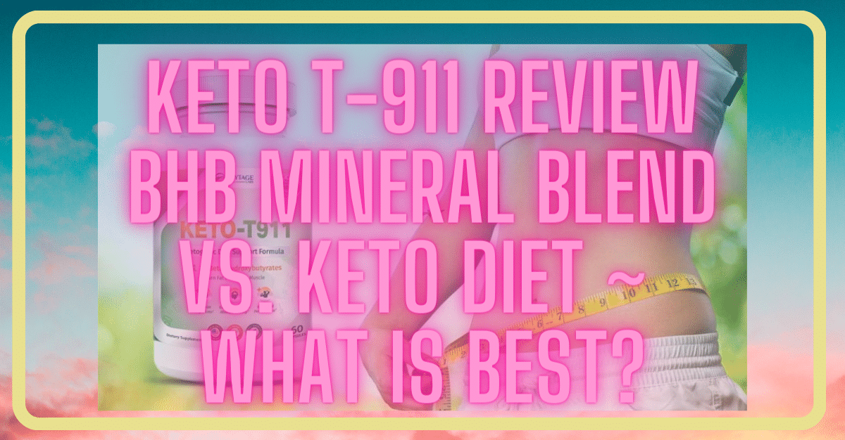 Keto Trim 911 Review