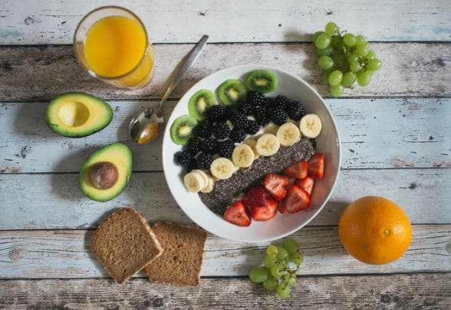 Nutrition Hacks for Vitality and Energy Levels
