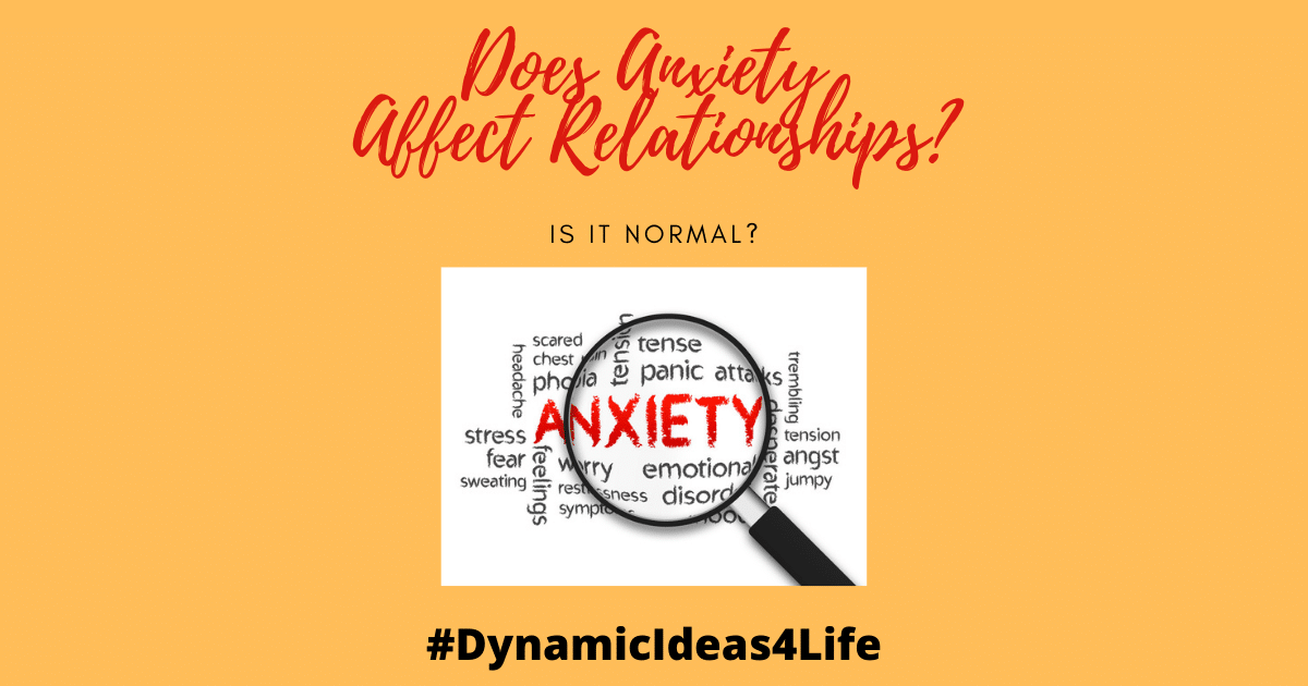 Does Anxiety Affect Relationships