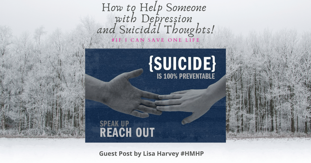 How to Help Someone with Depression and Suicidal Thoughts