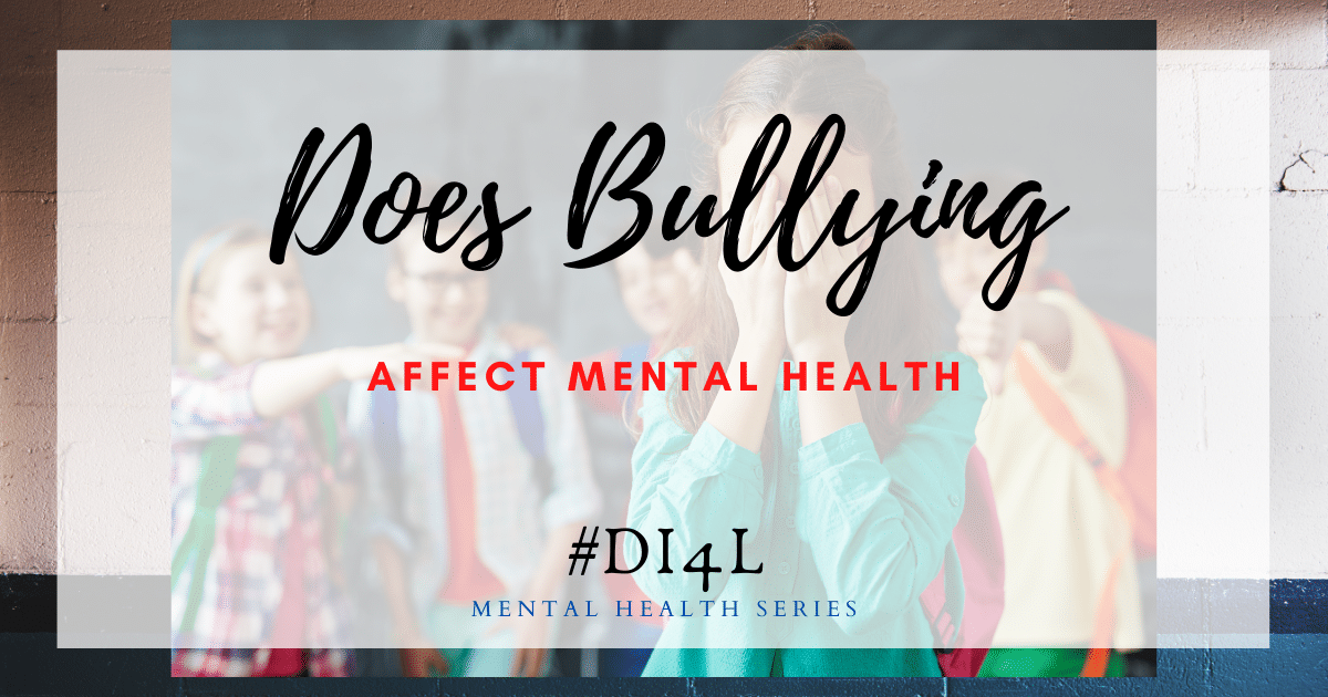 does bullying affect mental health