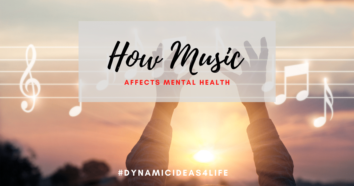 how music affects mental health