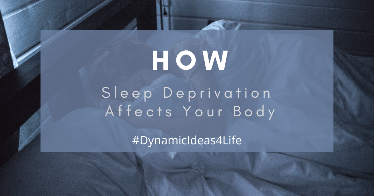 how sleep deprivation affects the body and mind