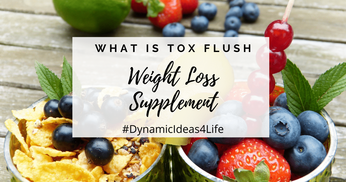 what is toxflush weight loss