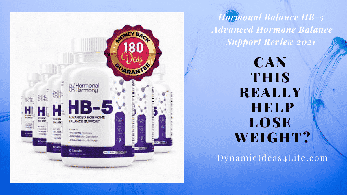 HB5 Advanced Hormone Balance Support Review