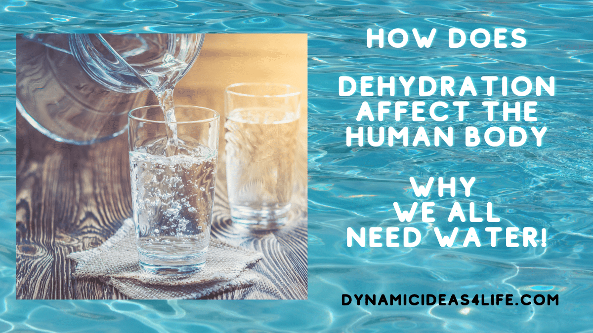 how does dehydration affect you