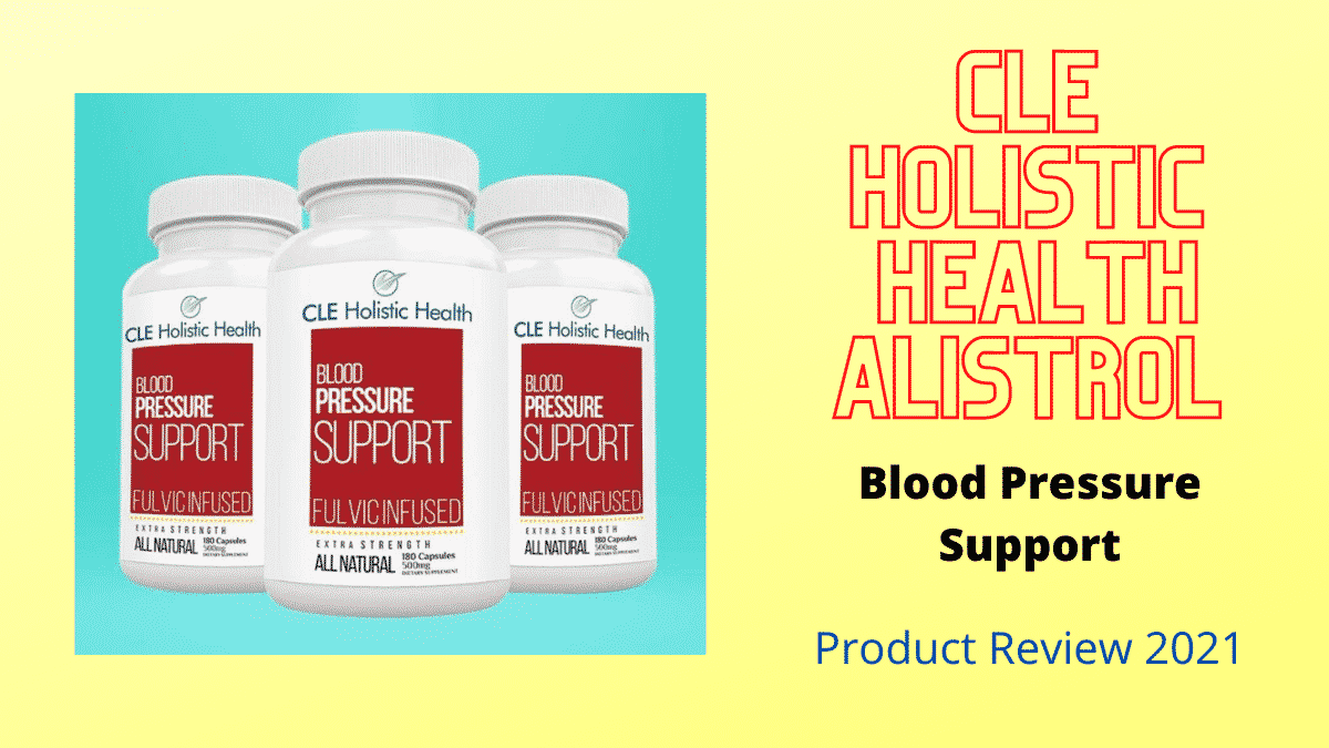 Alistrol Blood Pressure Support Review