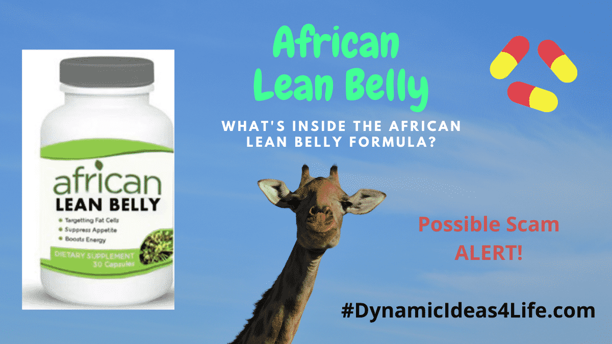 Customer Reviews African Lean Belly Formula