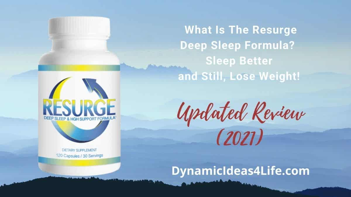 what is resurge review 2021